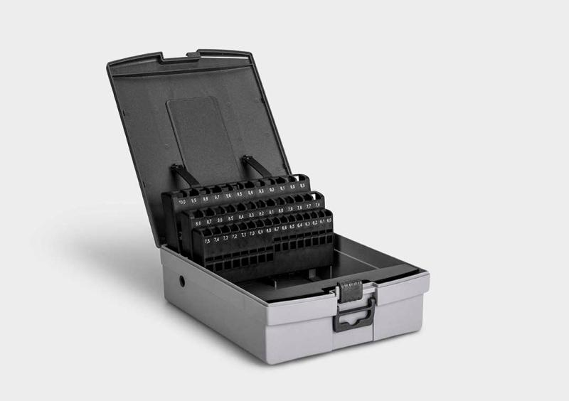 RoseBox - Cassetes de plástico