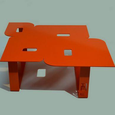 Table basse design So Seventies