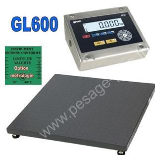 Balance industrielle  - Balance industrielle 600Kgs/ 100grs