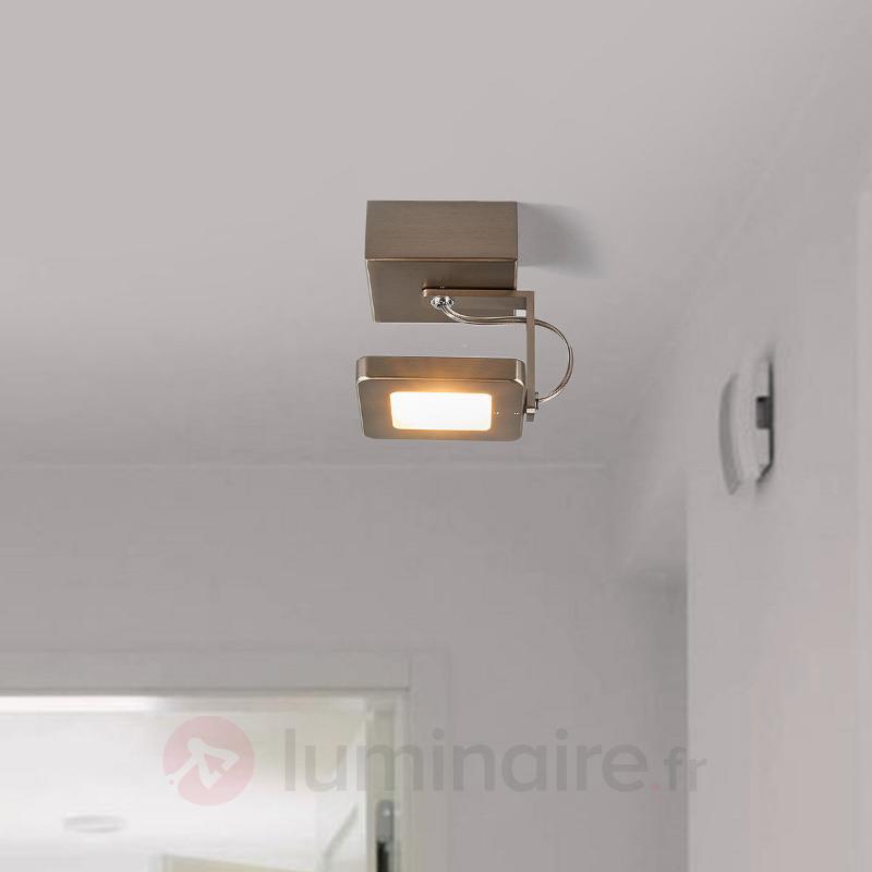 Applique LED Kena à une lampe, variable - Spots et projecteurs LED