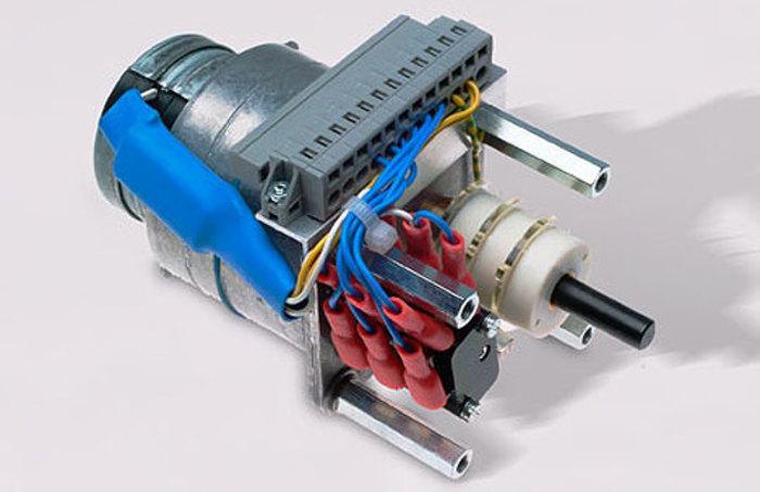 Stellmotoren ASM 0518 ST - null