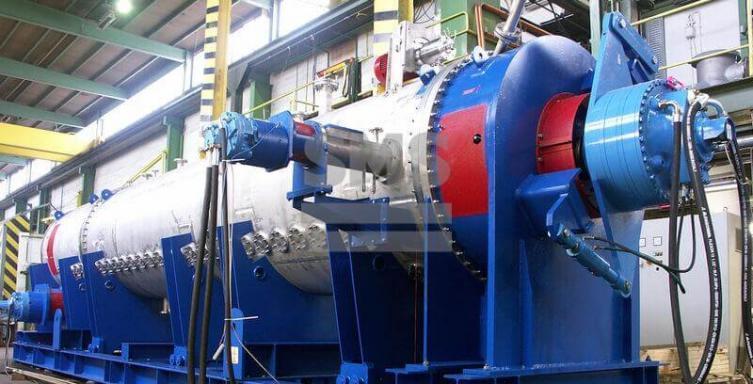 单轴大容量处理器 - Reactotherm - 大容量处理器 - 适用于高粘度产品