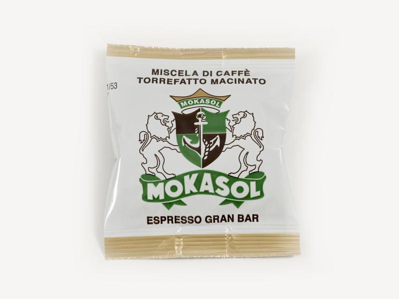 Caffè in Cialde GRANBAR - Cialde