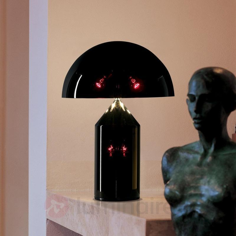 Lampe à poser Atollo à variateur d'intensité - Lampes à poser designs