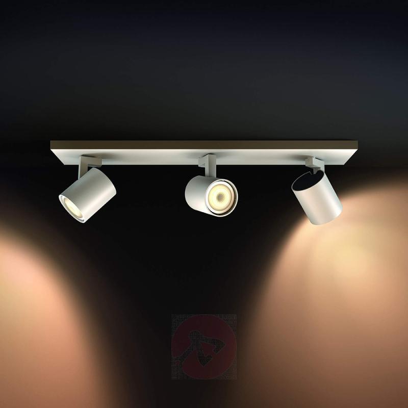 Philips Hue LED ceiling spotlight Runner - indoor-lighting