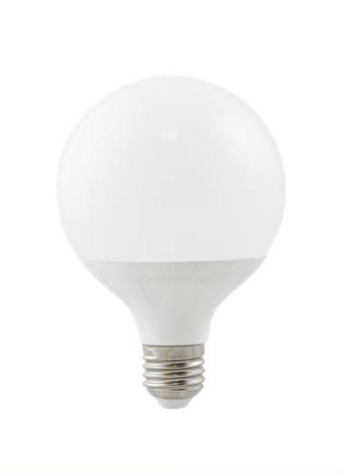 Lampadine LED Globo E27 - 15W opaca 3000/6400K 1200/1275lm