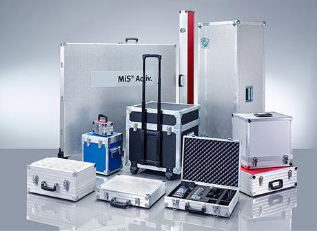 Aluminiumkoffer & Boxen - null