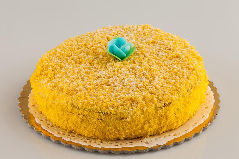 Torta Mimosa - null