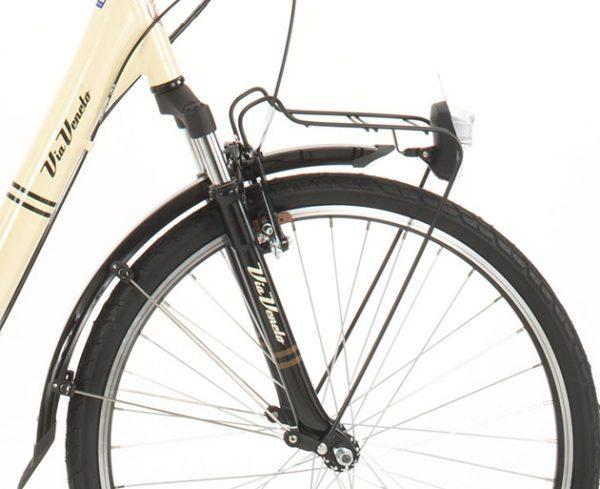 Via Veneto E-62 Eléctrica – Motor de 250W ,Bateria Li-ion 36V- 13Ah - Bicicletas Eléctricas