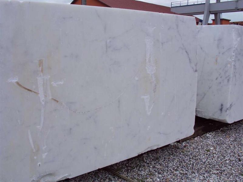 Online Warehouse: White Marble -