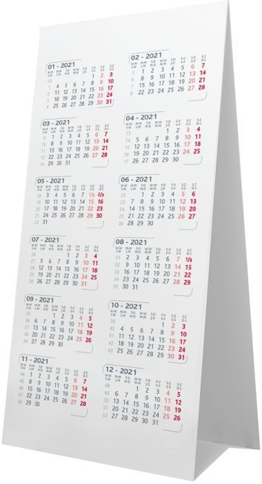 Calendriers de bureau - CB 2110 - 4 mois