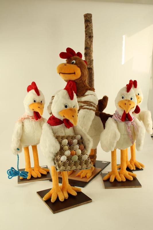 Chicken chickens to a duck rum (Citroen) - null