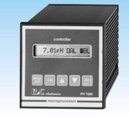 Analyseurs électrochimiques - SERIE 7685 à microprocesseur