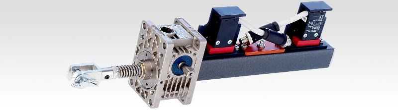 Spindle-type lifting drives - null