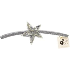 Headband Etoile Sequin Argent - NOUVELLE COLLECTION