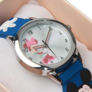 kids watches in England - New style children's watches lovely design PU leather band Japan movement