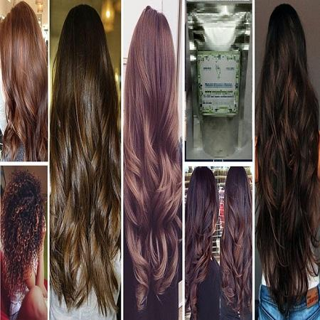 hair dye  comb Organic based Hair dye henna For sensitive pe - hair7869230012018