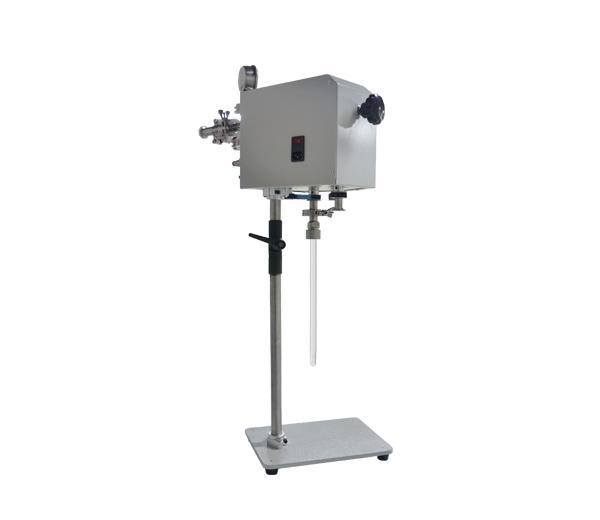 Laboratory Rotary Quartz Tube Vacuum Sealing System - rotatable vacuum quartz ampoule sealing device via oxyhydrogen generator