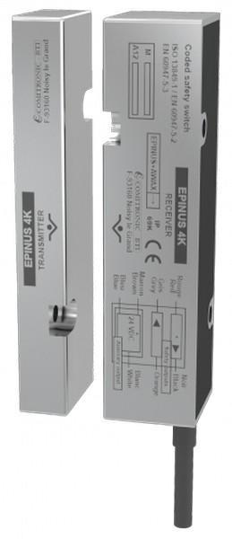Contrôle la position des portes/carters de machines dangereuses - EPINUS 4K