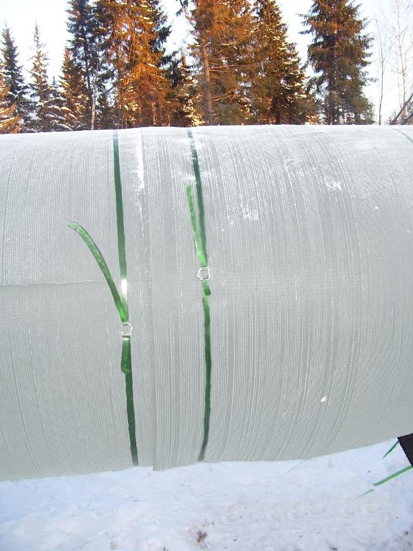 GRINKOD multiaxial rockshield - insulation materials