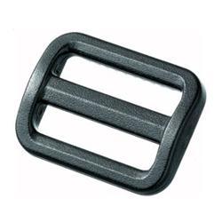Coulant double (Plastique - 15 mm - Noir) - null