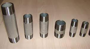 Inconel 330/ SS 330/ Ra 330 Pipe Nipple - Inconel 330/ SS 330/ Ra 330 Pipe Nipple