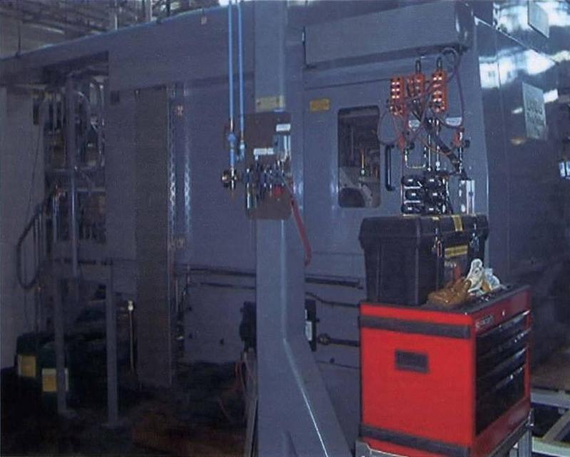 peinture industrielle  - par procédé électrostatique