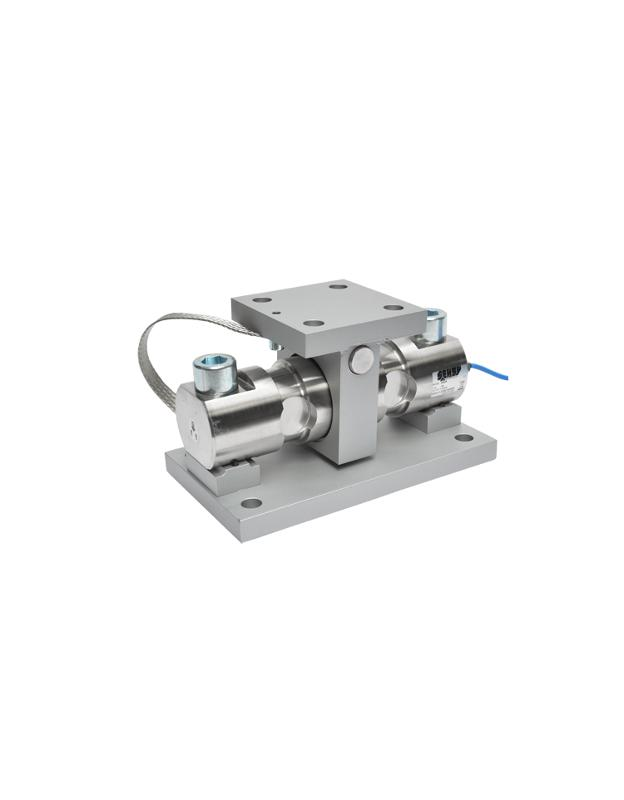 DOUBLE SHEAR BEAM LOAD CELLS - Weighing load cells