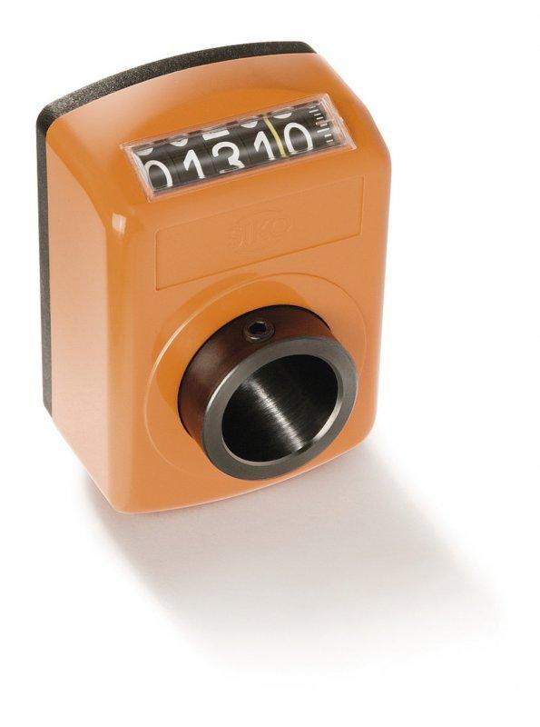 Affichage de position mécaniques numériques DA09S - Affichage de position mécaniques numériques DA09S, Appareil de base à 5 décades