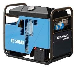 Groupes électrogènes - TECHNIC 10000 E