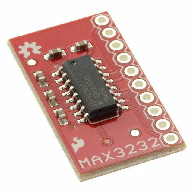 TRANSCEIVER BREAKOUT - MAX3232 - SparkFun Electronics BOB-11189