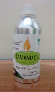 Tamanu Oil(Calophyllum Inophyllum Oil)