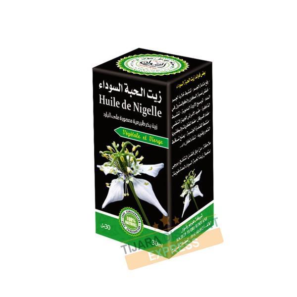 Huile De Nigelle (30 Ml) - Graines de nigelle noire