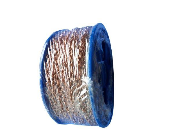 Brass /copper Welded Chain - null