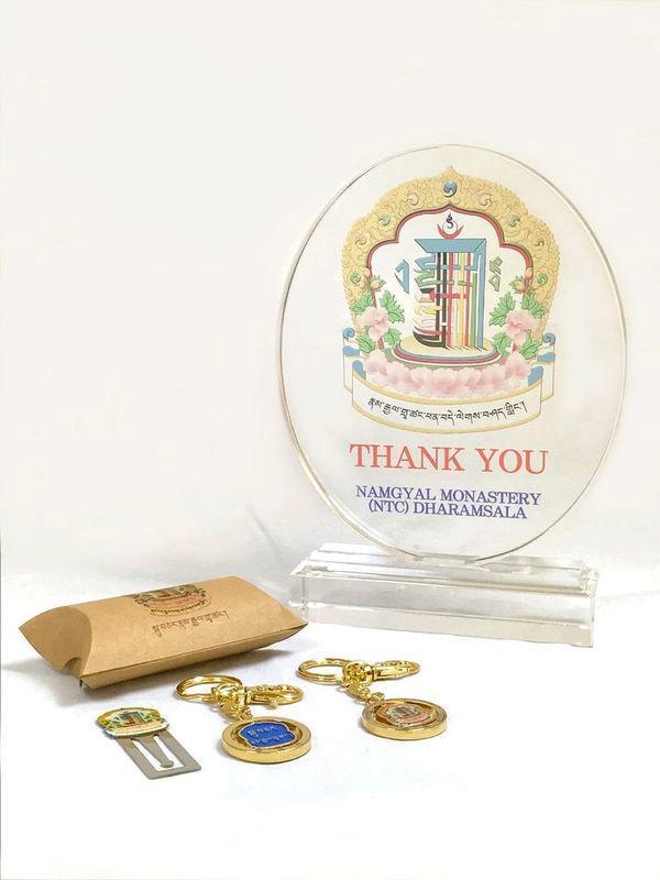Souvenir items of Namgyal Monastery -