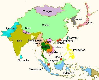 Usługi języków azjatyckich - Usługi tłumaczeń azjatyckich