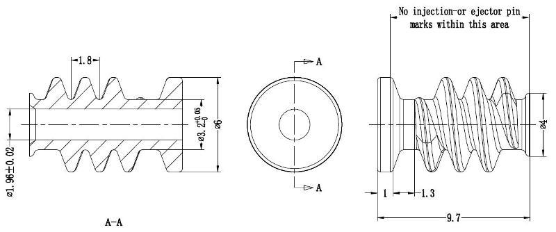 Motor screw - null