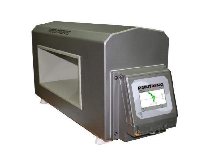 High-end tunnel detector with integrated control - METRON 07 CI