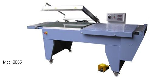 SEMI-AUTOMATIC L-SEALER MACHINE -