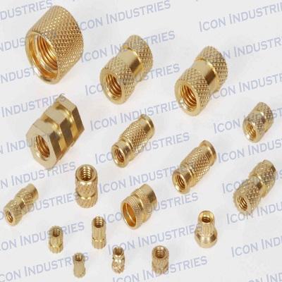 Brass Pin Plug Socket 1 - Brass Pin Plug Socket 1