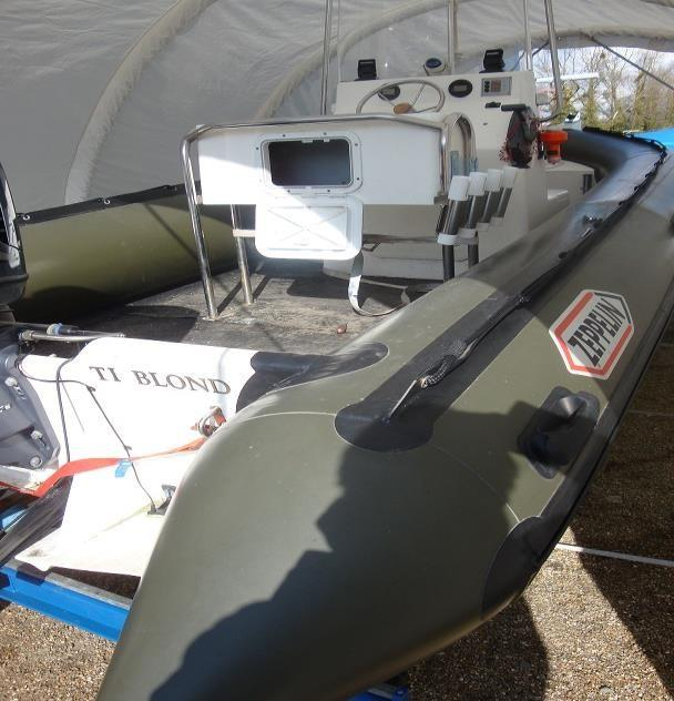 Cubierta para garaje de barcos - null