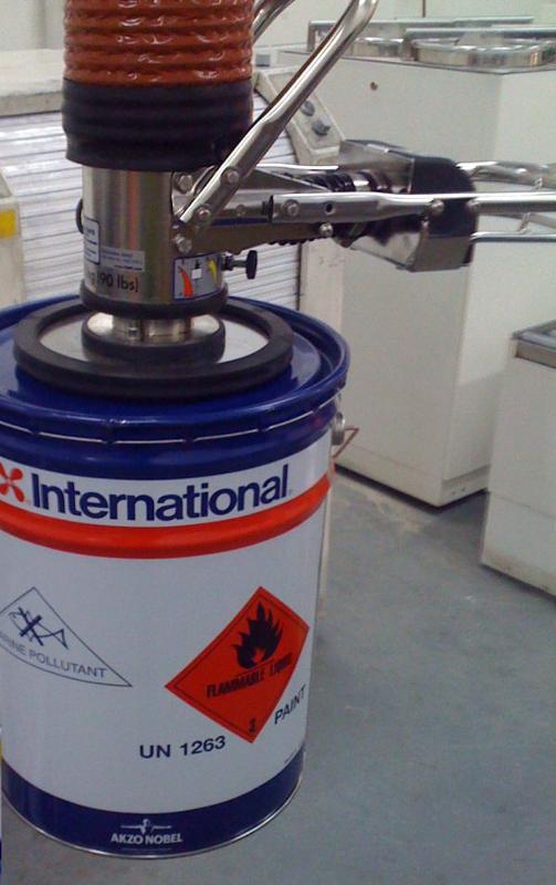 ATEX certified vacuum lifter - null