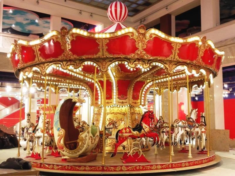 GC 8,90/1P - Venetian Carousel