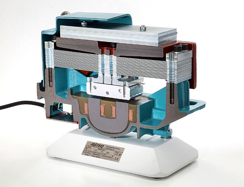 Magnetic vibrators - Drive technology