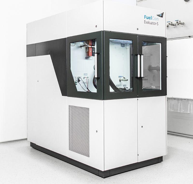 PEM-Zellstapel Prüfstand bis zu 10 kW