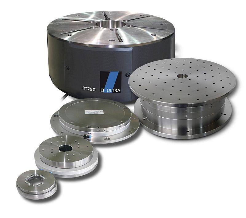 Rotary table - Ultraprecision bearings