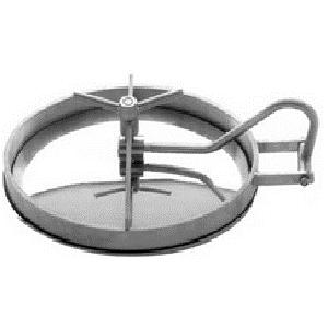 Ovale Autoklav türen -