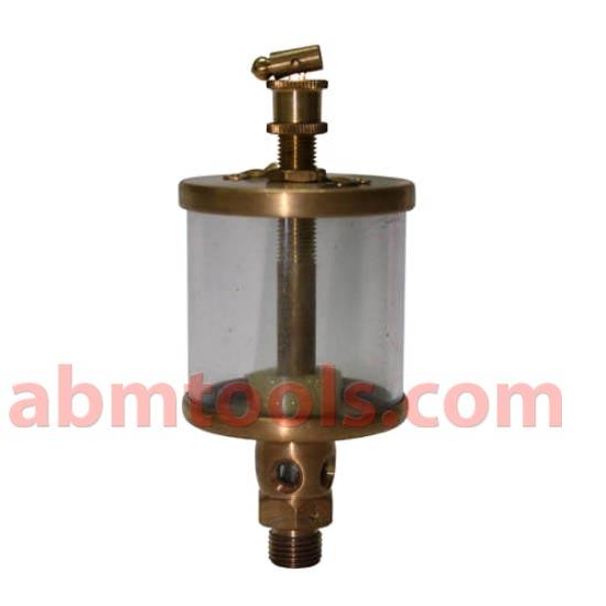 Drop Sight Feed Oil Lubricator - Drip Feed Oilers - Sight feed lubricators are ideal for continuous operations.