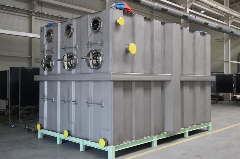 Wykonanie zbiornika ze stali czarnej lub nierdzewnej - proces zgodny z ISO 3834-2