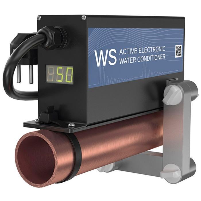 Condicionadores de água - Aparelhos condicionadores de água industriais WS